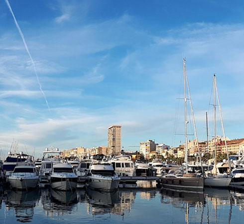 8 puerto